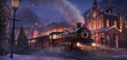 Winter time is event time: Christmas spirit in Forge of Empires and Grepolis