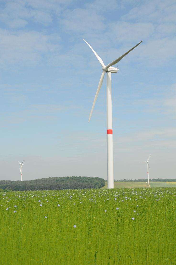 Parc éolien de Villers-le-Bouillet
