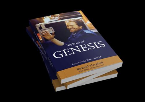 GENESIS ... ON RICHARD MACPHAIL AND RICHARD MACPHAIL'S VIVID NEW BOOK