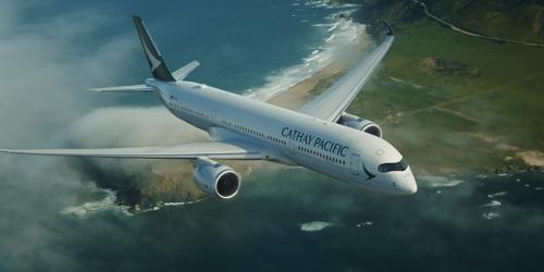 Cathay Pacific mit neuem Abendflug ab Frankfurt