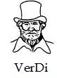 Logo DKO/VerDi