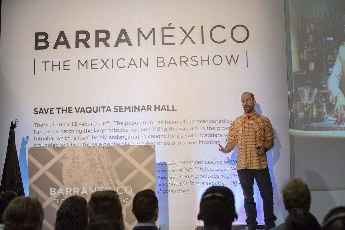 Conferencia de Jim Meehan en Barra México