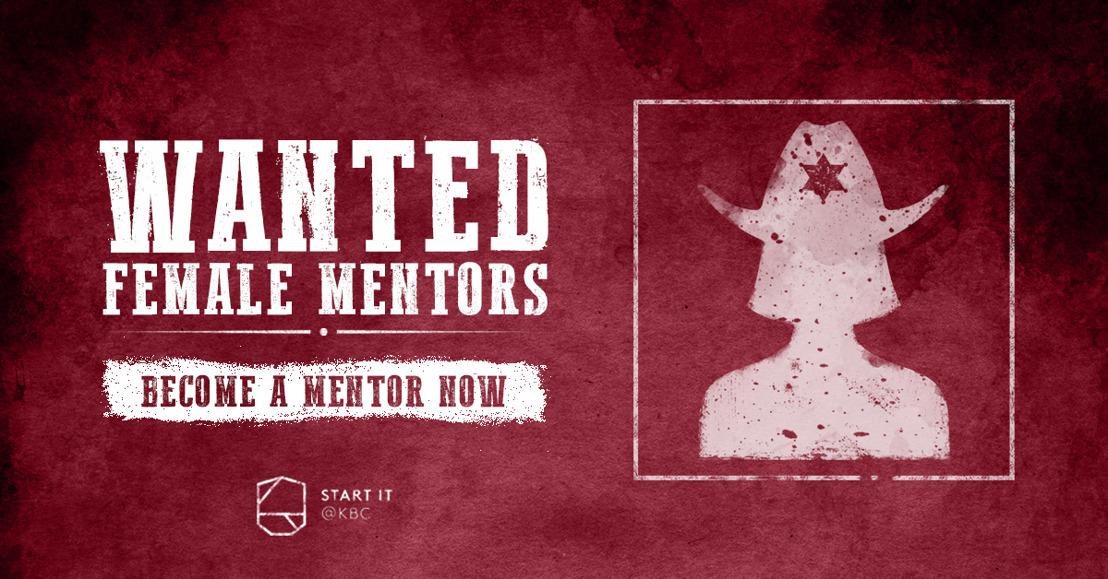 Start it @KBC et Telenet Kickstart lancent une campagne pour booster l'entrepreneuriat féminin