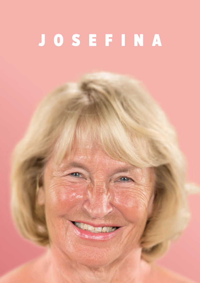 Josefina, 75 jaar, gescheiden.<br/>Berchem.