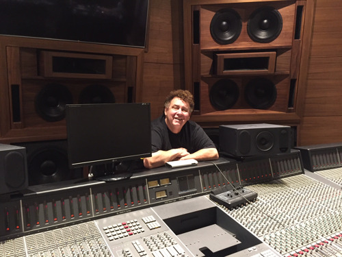 Powersoft Audio K Series Amps are Specified for High Flying Record Mogul's Recording Studios in Los Angeles