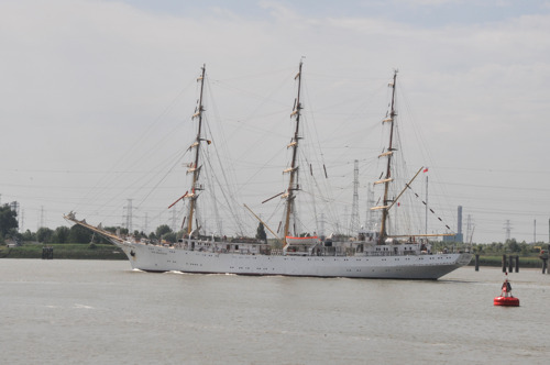 Data 2022 The Tall Ships Races gekend