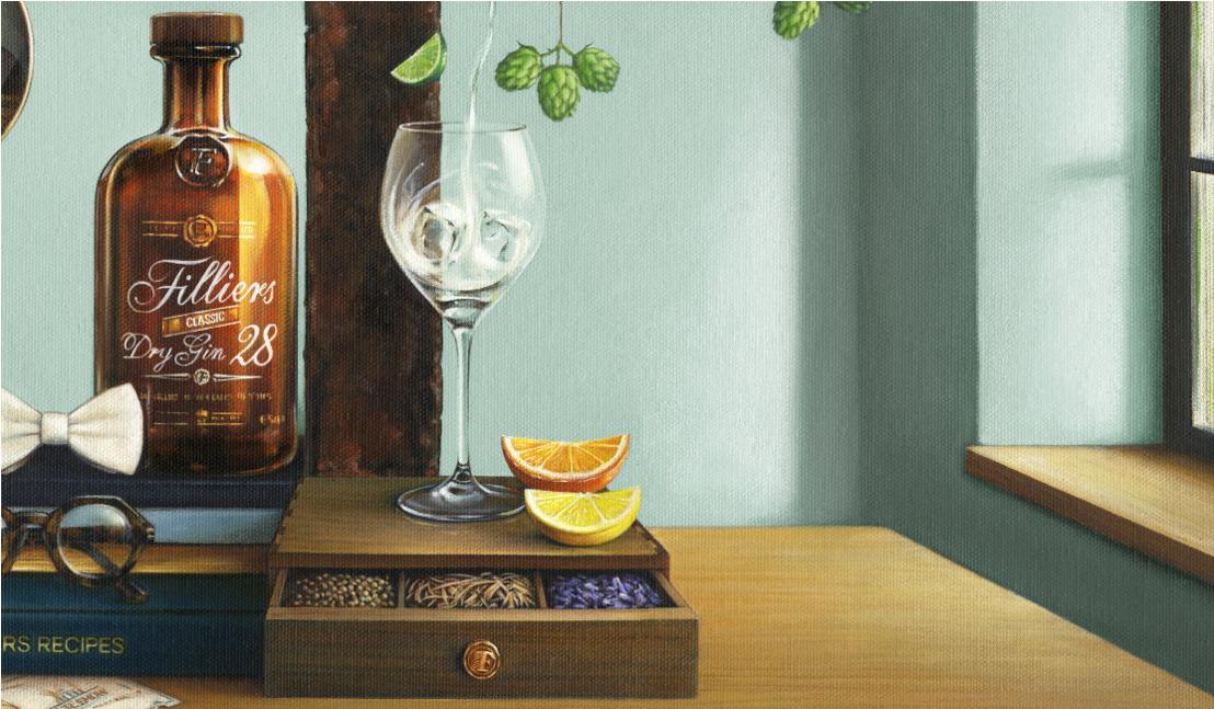Journée mondiale du gin: c'est l'heure du gin !