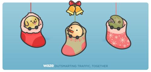 5 razones para hacer de Waze tu mejor aliado en época decembrina