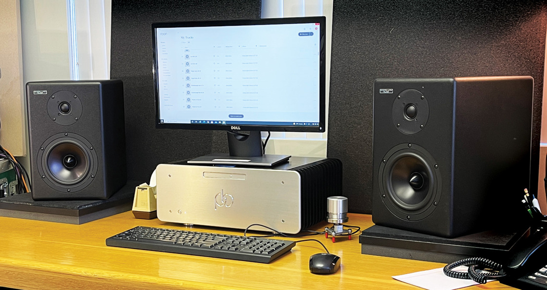 Ocean Way Audio Launches its Pro3 Reference Monitor, Packing Innovative Features into a Small Footprint
