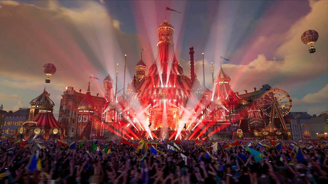 Tomorrowland - Around the World 2021
