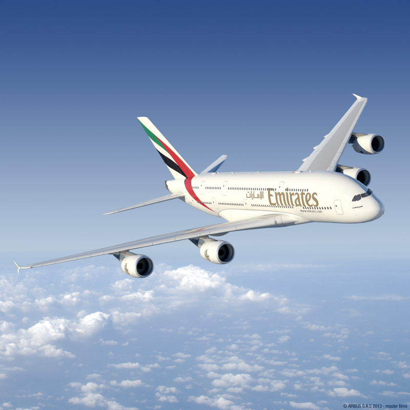 As the largest A380 operator in the world, Emirates now has 80 Airbus A380s serving its network