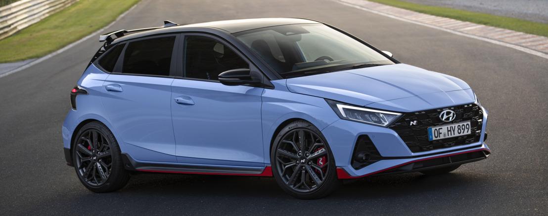 Un concentrato di adrenalina: Hyundai presenta l'ultimo modello ad alte prestazioni, la All-New Hyundai i20 N