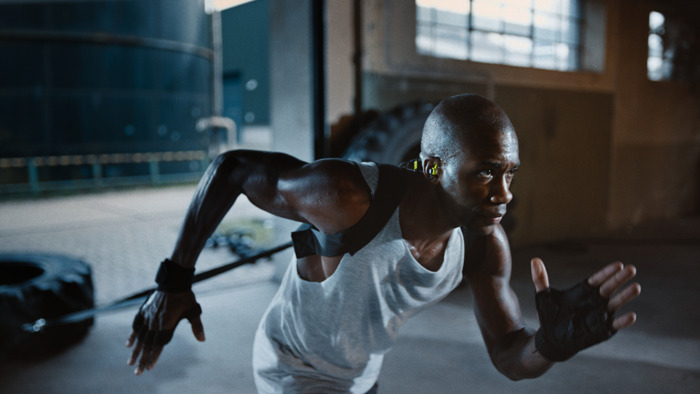 Music to fuel your marathon with Sennheiser CX Sports
