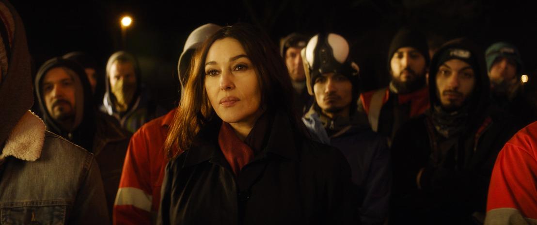 Wereldster Monica Bellucci komt naar Filmfestival Oostende