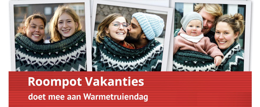 Warmetruiendag: Roompot zet morgen verwarming 2°C lager