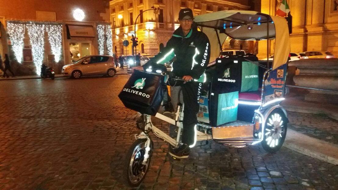 Driver Roma - 2
