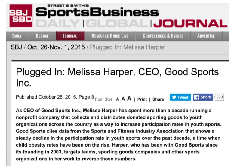 Sports Business Journal - 1