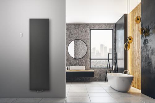 Radson présente son radiateur électrique design TINOS E