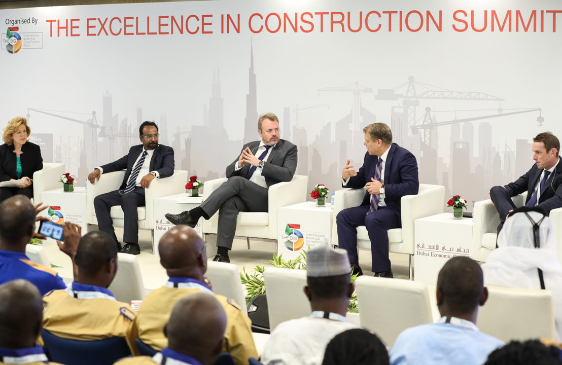 Excellence in Construction Summit at The Big 2016