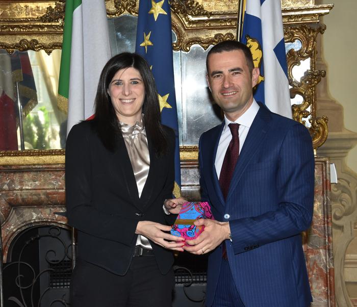 Domori e Prestat: dalle relazioni internazionali in campo dolciario un beneficio per tutto il territorio