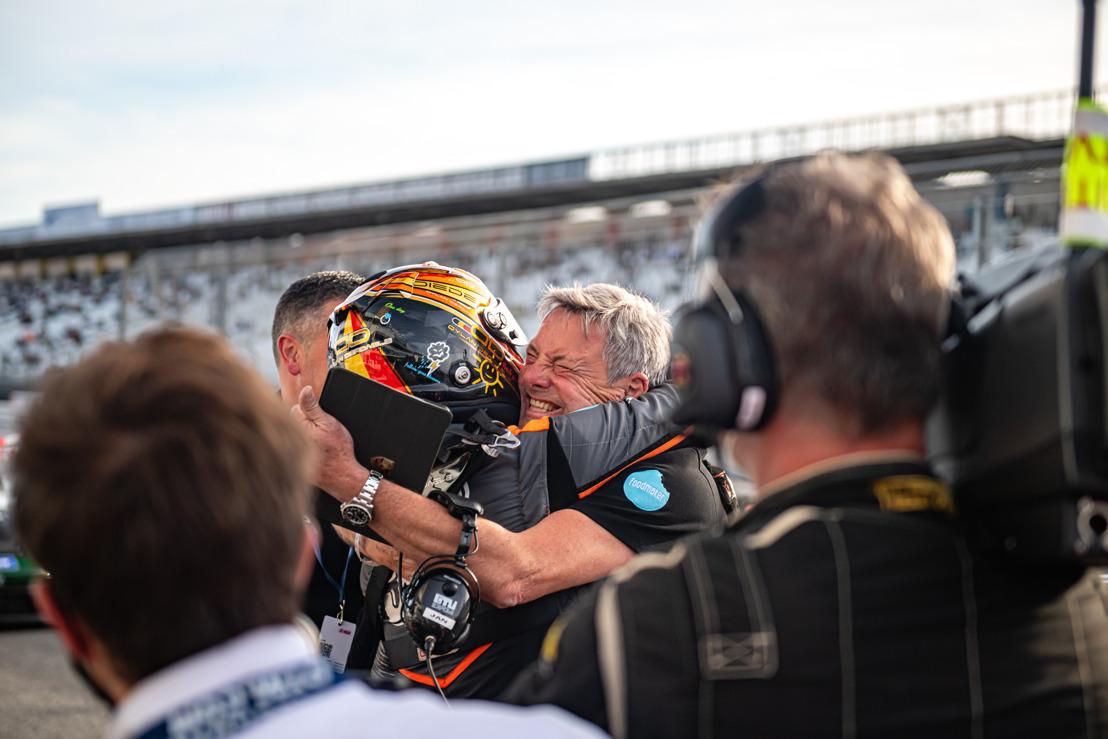 Een tweede titel in de Porsche Carrera Cup Benelux voor Derdaele