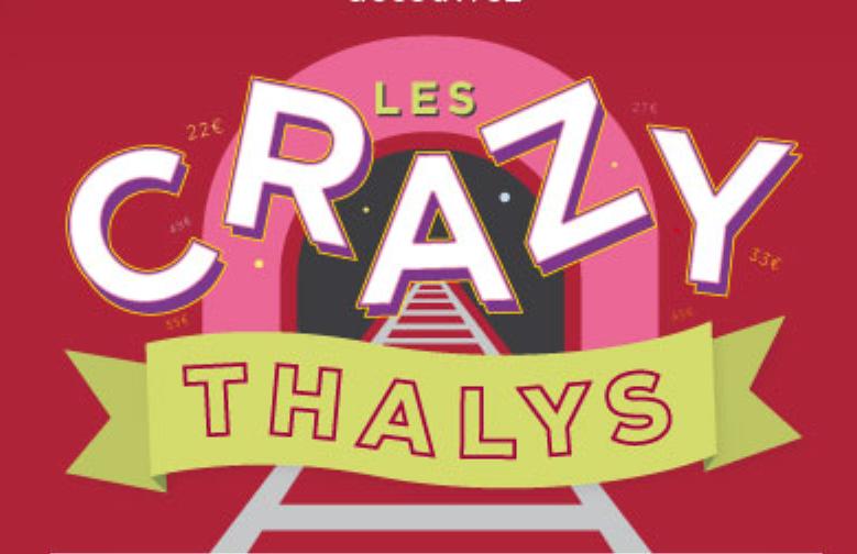 Crazy Thalys