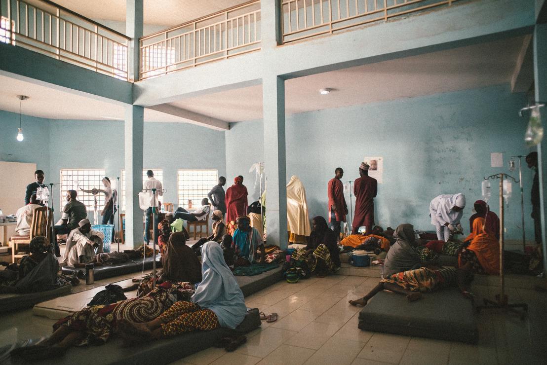 Nigeria kämpft gegen die heftigste Meningitis-C-Epidemie seit 2008
