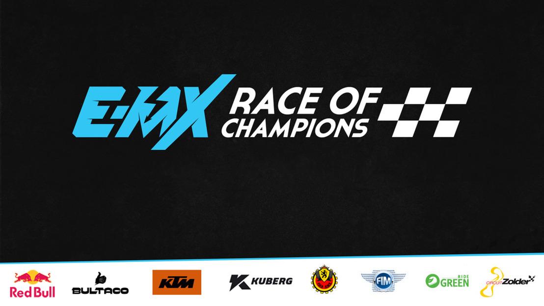 Topeditie E-MX Race of Champions in de maak!