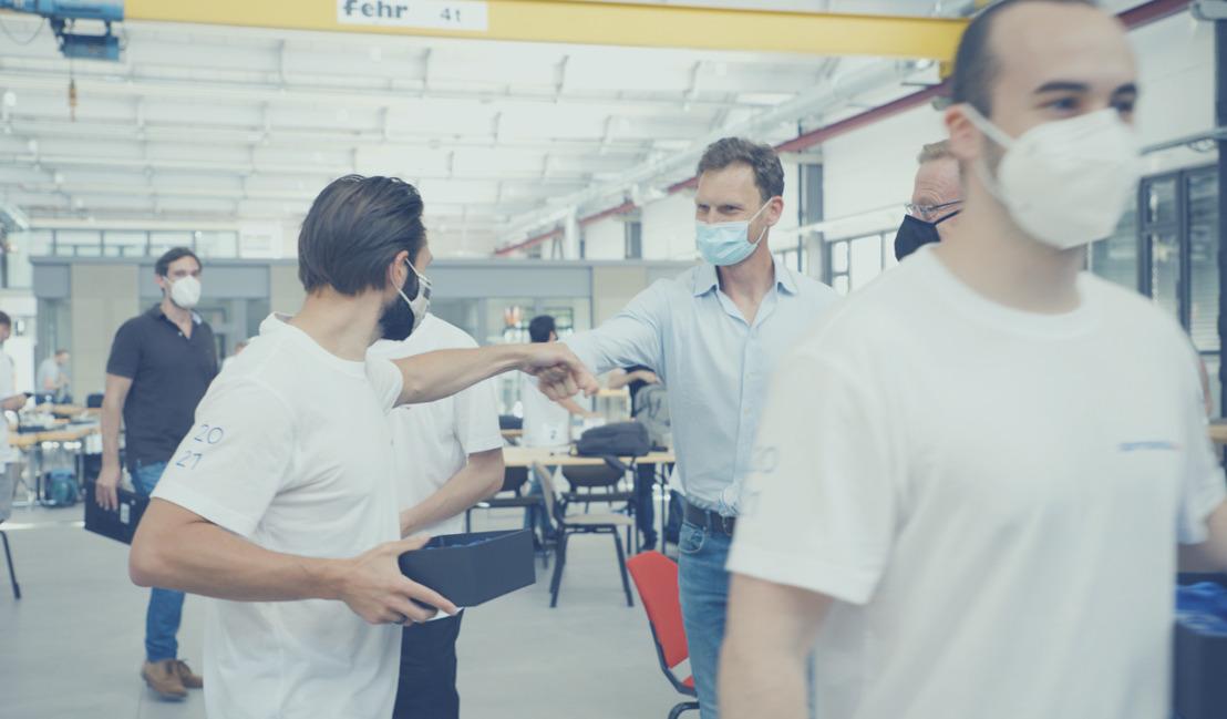 Teamwork für Innovation