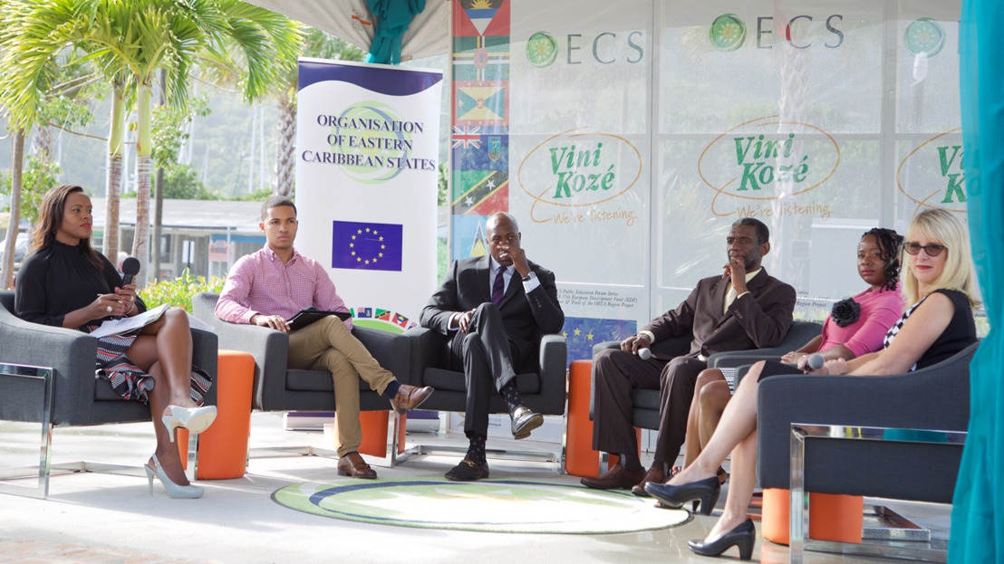 OECS Engages Citizens on Key Development Issues