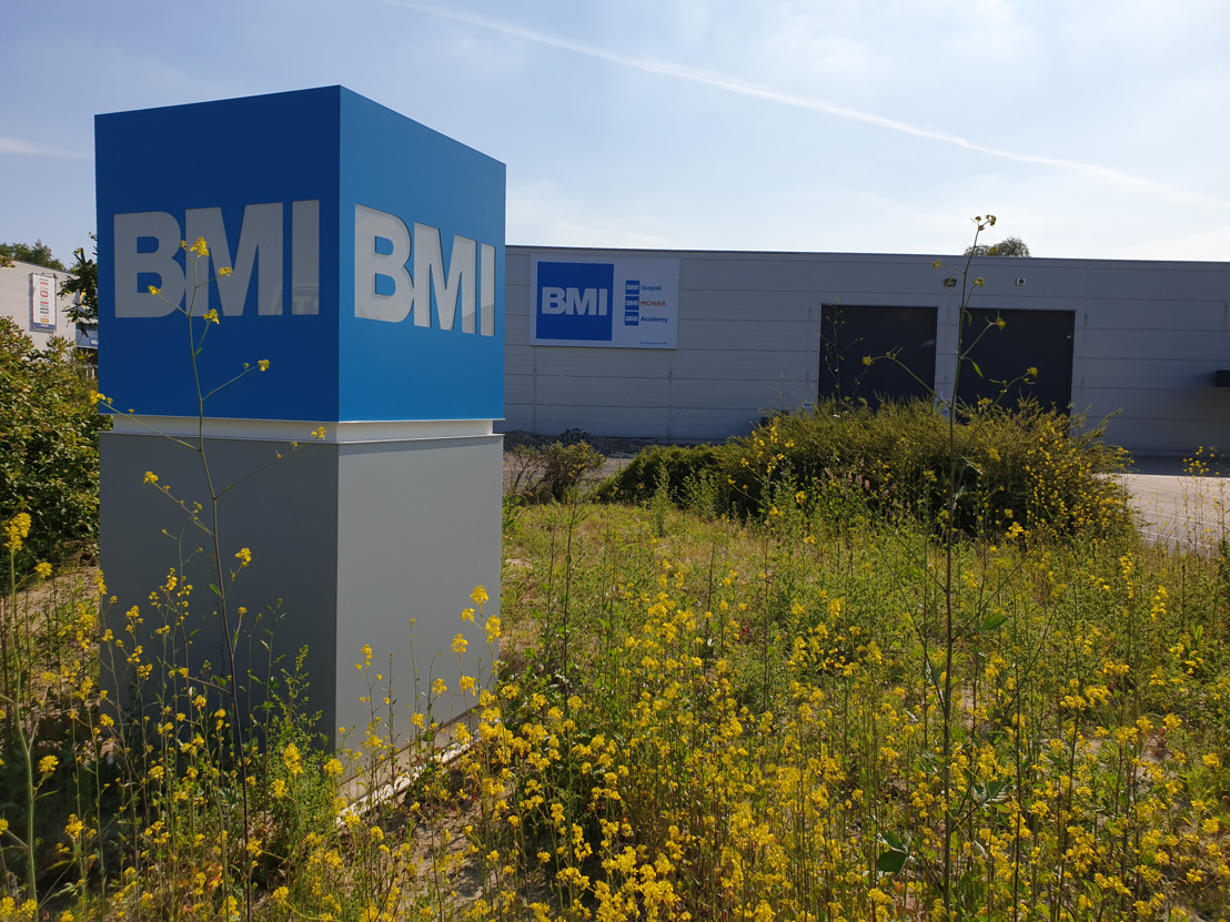 Icopal en Monier voortaan officieel BMI Belgium