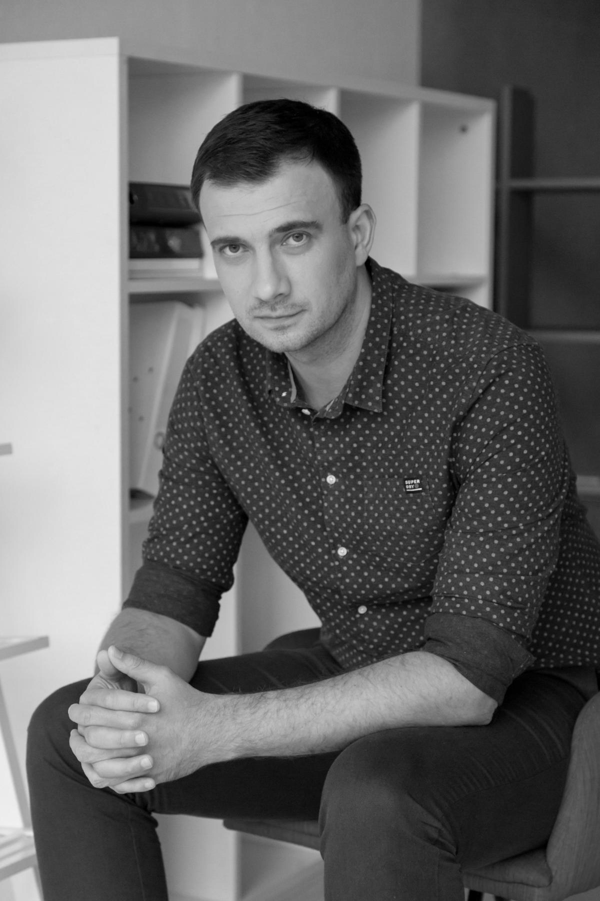 Ivan Rogovchenko, Chief Design Officer at WePlay! Esports.