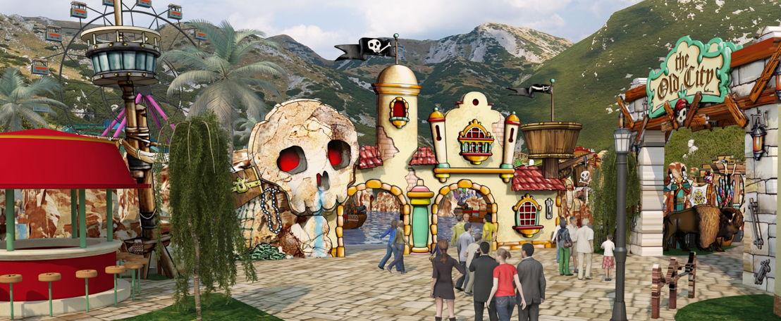 Kroatisch Gardaland themapark