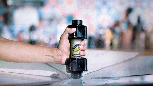 SUNLIGHT LAUNCHES SPECIAL EDITION BOTTLE FOR MEN IN VIETNAM