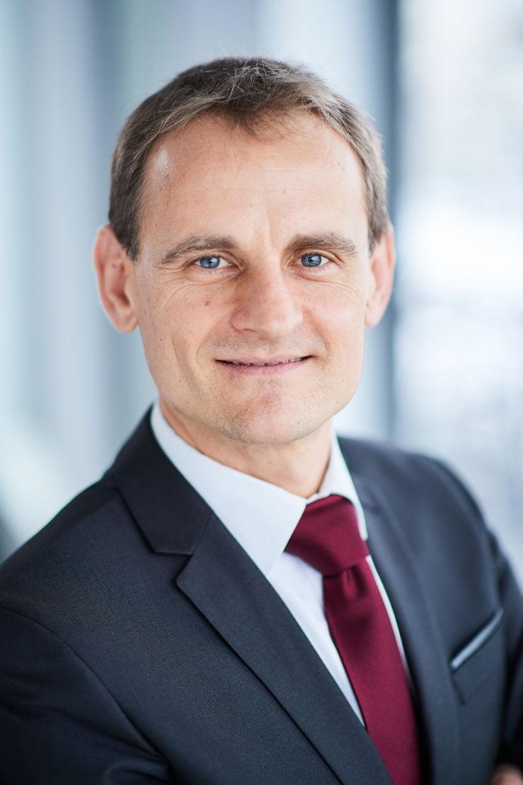 Ulrich Bouly, directeur des opérations