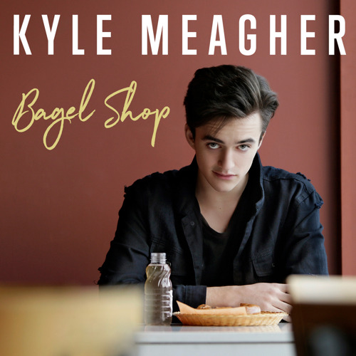 "BAGELS CURE BROKEN HEARTS THIS VALENTINE'S DAY AS POP SENSATION KYLE MEAGHER DROPS ACOUSTIC HEARTBREAK ANTHEM ""BAGEL SHOP"""