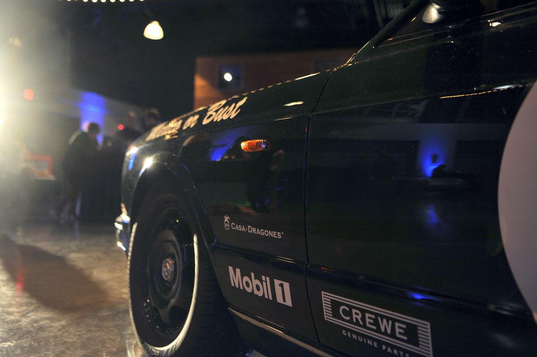 Bentley Continental R 1993