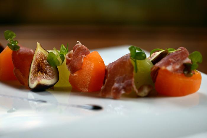 New chef de cuisine puts summer melon salad on the menu at The Broadmoor's Summit restaurant