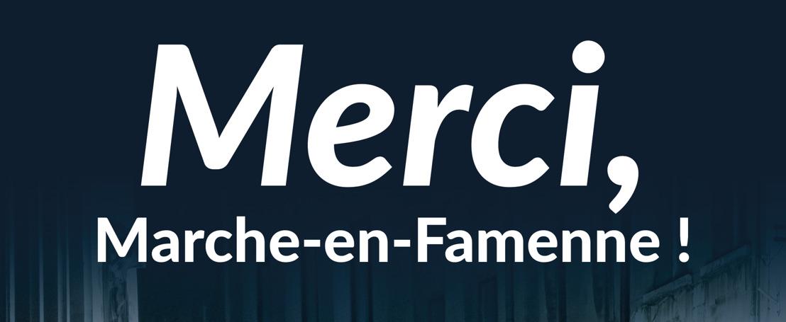 Recupel remercie et récompense les habitants de la commune de Marche-en-Famenne pour leur geste éclairé
