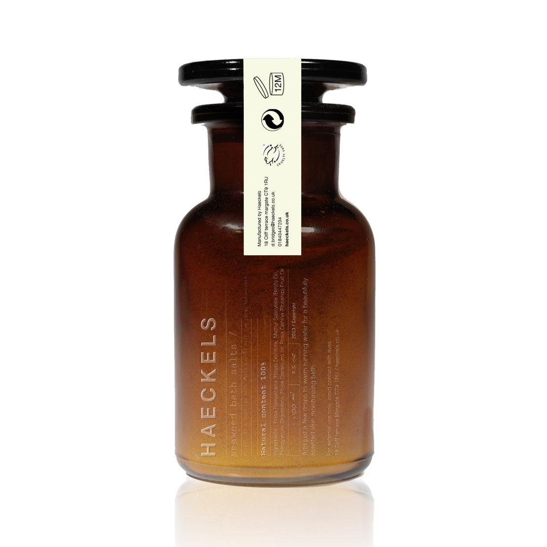 Seaweed / Walnut Facial Exfoliant