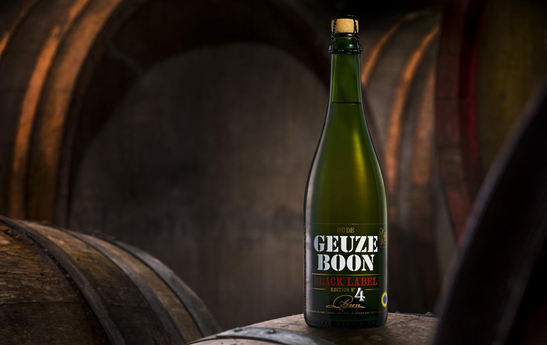 La Geuze Boon à l'Ancienne Black Label Edition n°4, à peine présentée au grand public, gagne du coup une médaille lors du Brussels Beer Challenge 2019