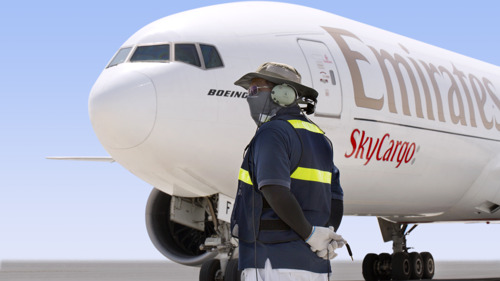 Emirates SkyCargo announces freighter services to Bogota, Colombia