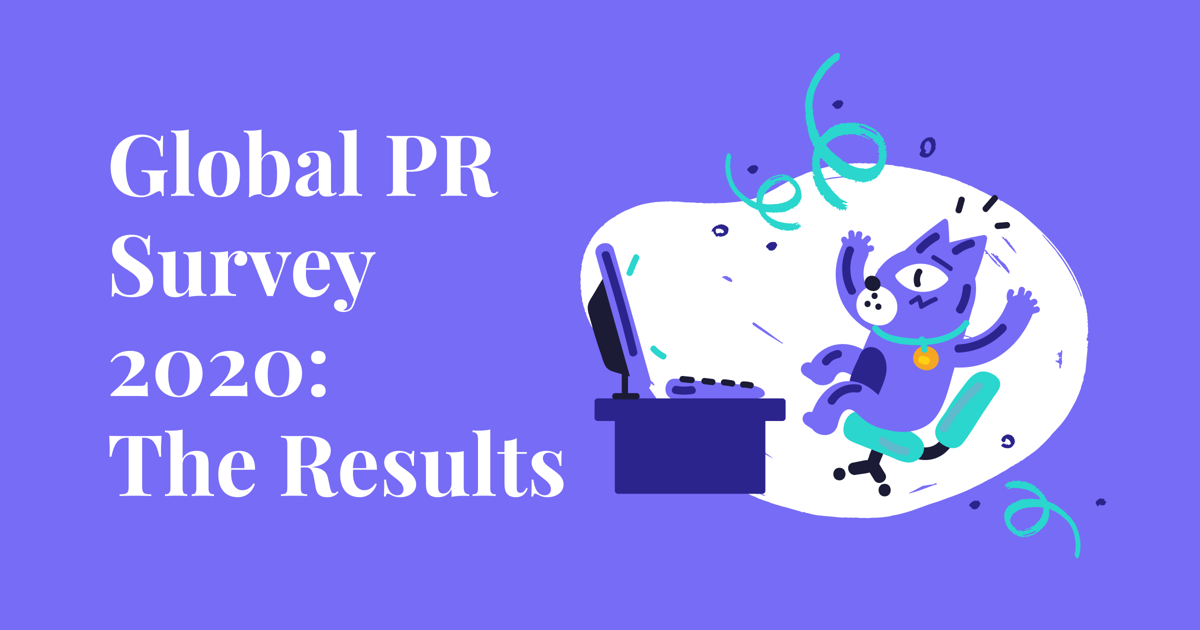 News: Global PR Survey 2020: Results announced