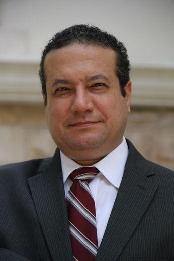 Judge - Dr. Alaa K. Ashmawy - <br/>Professor of Civil Engineering &amp; Dean of the School of Engineering American University in Dubai