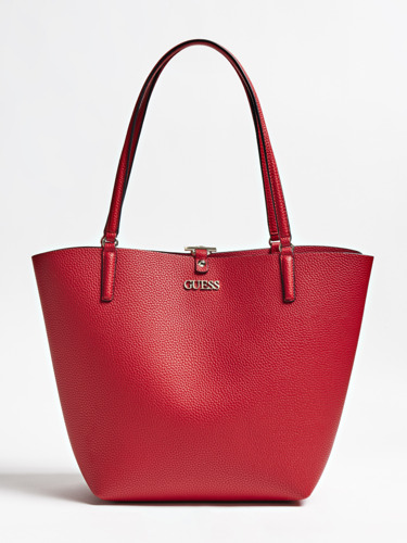 Stay on the trend with the easy-chic GUESS Alby tote