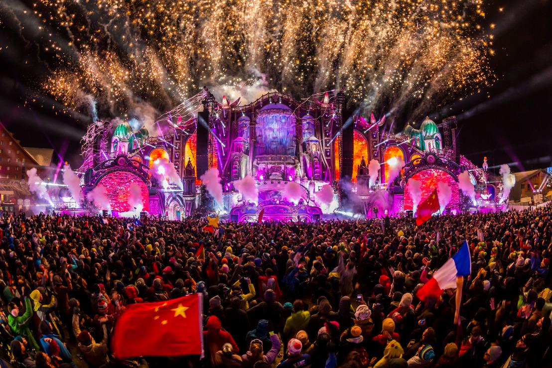 L'aftermovie de Tomorrowland Winter 2019 dévoilé : neige, musique et souvenirs