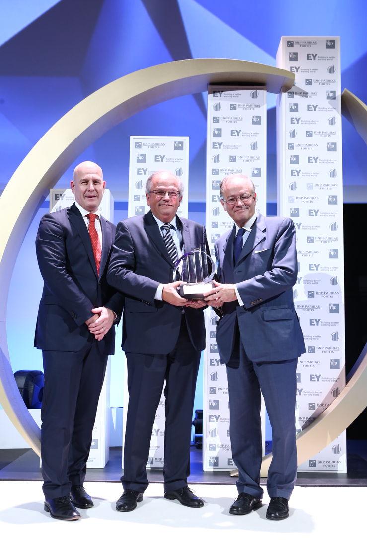 DEME verkozen tot 'Onderneming van het Jaar®' 2015 (c) Frédéric Blaise