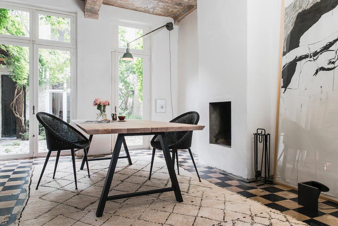 C'est du belge : le mobilier en papier de Vincent Sheppard