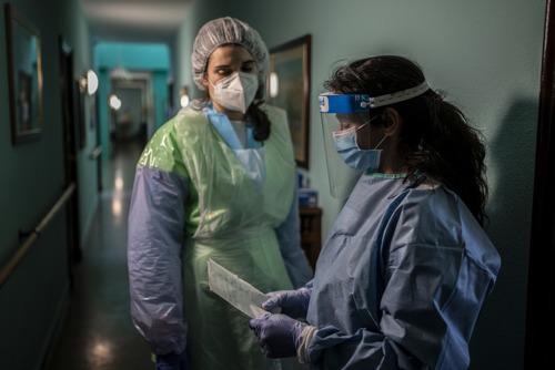 Organizaciones sanitarias y MSF piden a Sanidad y a las Comunidades Autónomas que refuercen los recursos en Atención Primaria y residencias