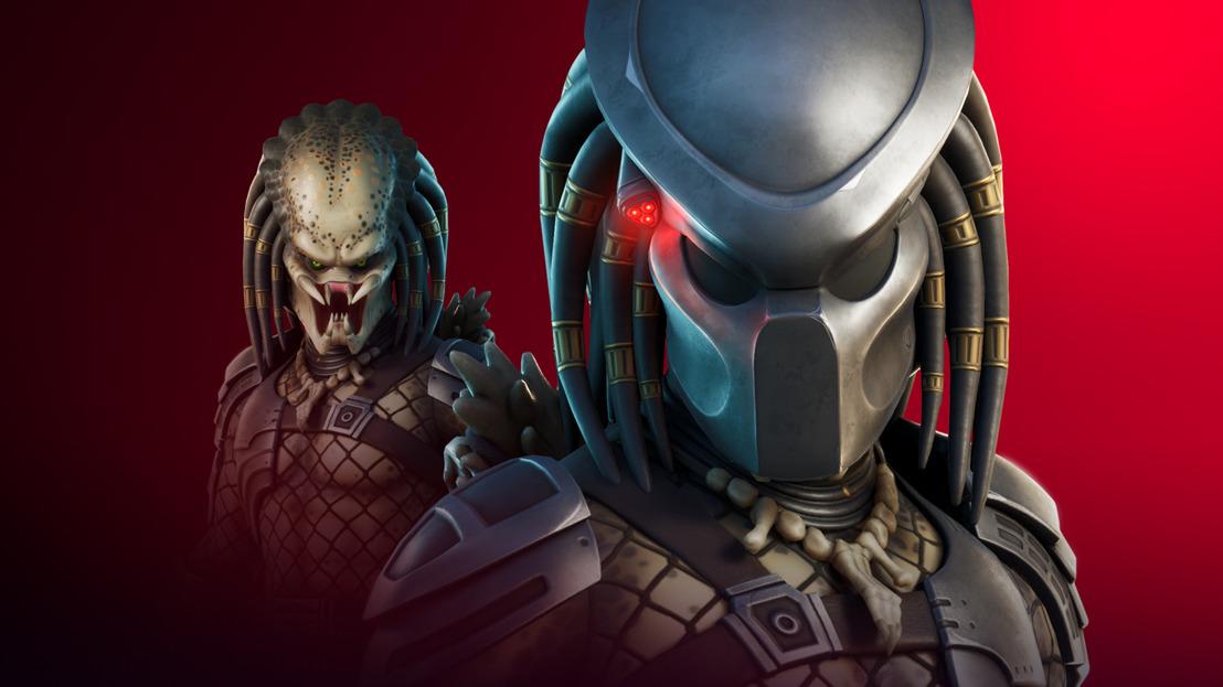 Depredador se une al Pase de Batalla del Capítulo 2 - Temporada 5 de Fortnite